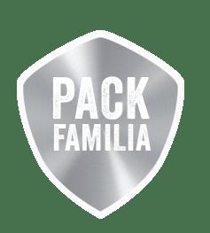 Mascarillas para familias