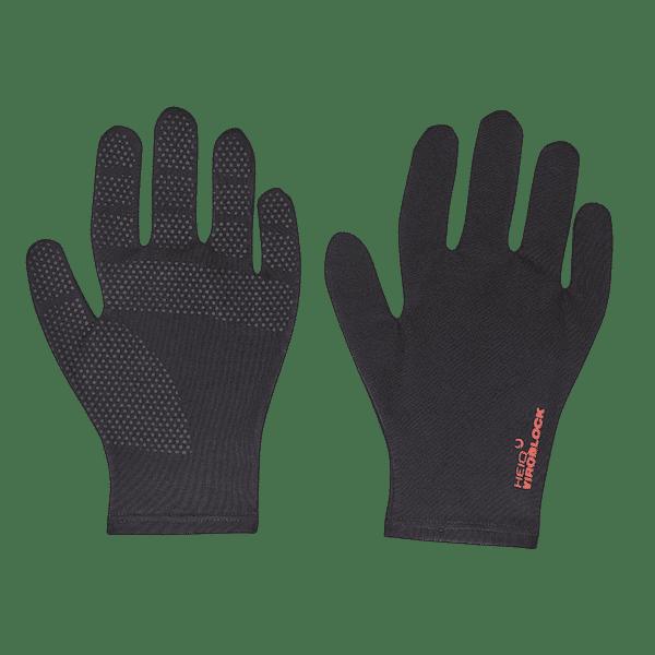 Par de guantes con HeiQ Viroblock