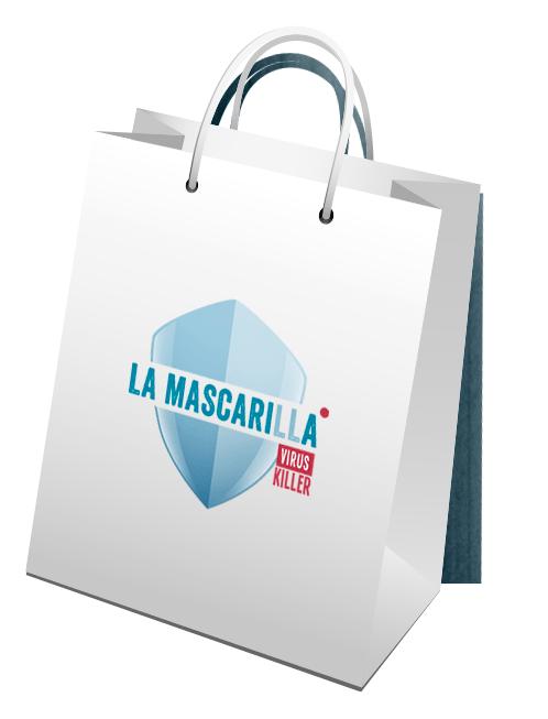 Bolsa La Mascarilla